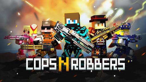 Cops N Robbers - FPS Mini Game  captures d'écran 1
