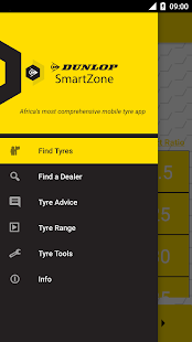 Dunlop SmartZone- screenshot thumbnail