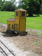 Photo: New station / tower at East Sumrall.  HALS-SLWS 2009-0522