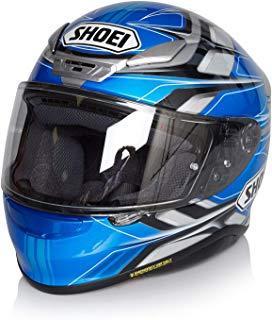 Shoei NXR Rumpus TC2 Casco del motociclo Taglia L