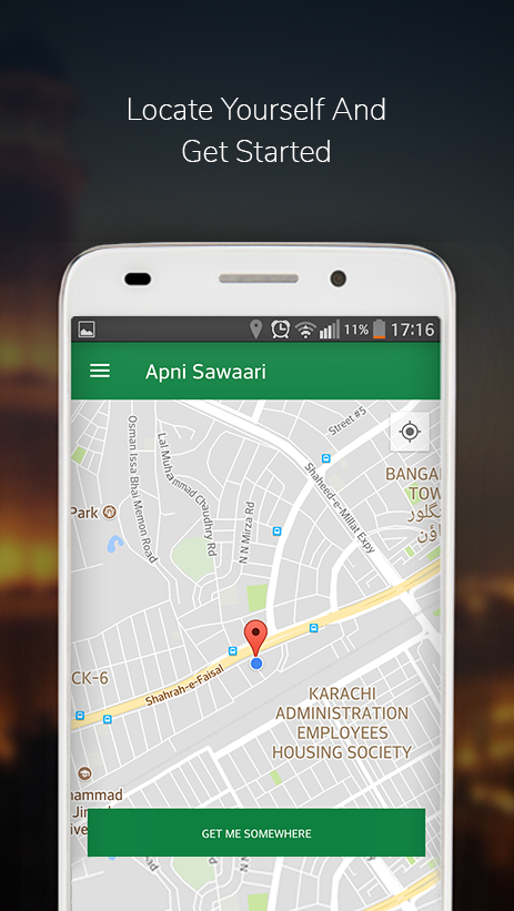 Apni Sawaari- screenshot