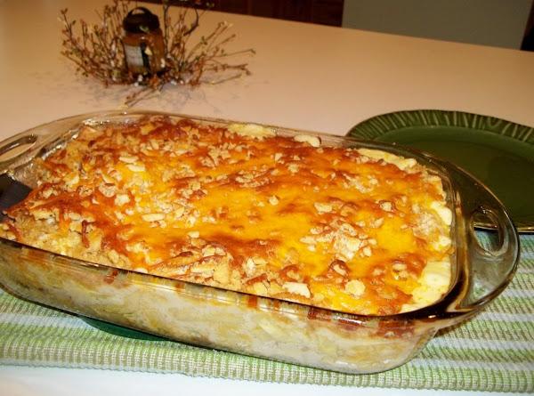 Chicken Noodle Casserole - Cassie's Recipe