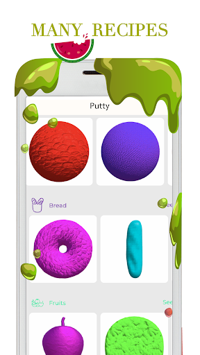 Slime Simulator Games apkpoly screenshots 6