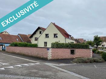 maison à Algolsheim (68)