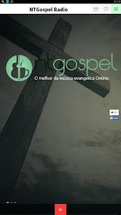 NT Gospel Rádio Online- screenshot thumbnail