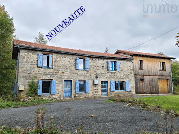 maison à Le Brugeron (63)