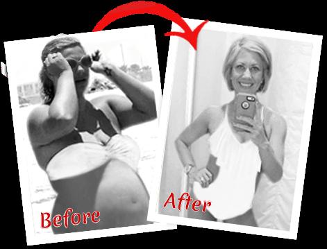 Debbie Lost Weight