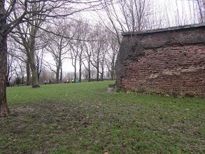 Photo: komen boven bij de citadel van Luik