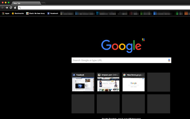 Morpheon dark chrome a minimalistic dark theme without any distractions designed to work on windows osx linux chromeos at all resolutions i voltagebd Images