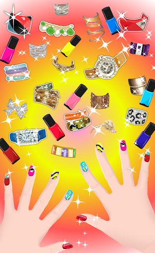 Nail Salon Princess Manicure 4.3 screenshots 1