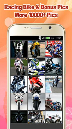 Racing Bike Wallpaper