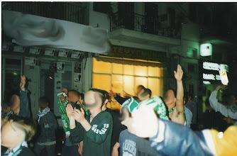 Photo: Πανηγυρισμοί στο κέντρο της πόλης για το 1ο ευρωπαικό...