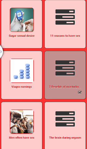 android Sex Facts Screenshot 1