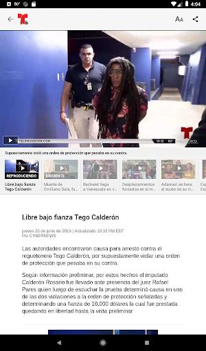 Telemundo Puerto Rico 6.12 screenshots 14