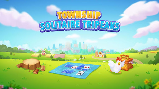 Township: Solitaire Tripeaks screenshot 6