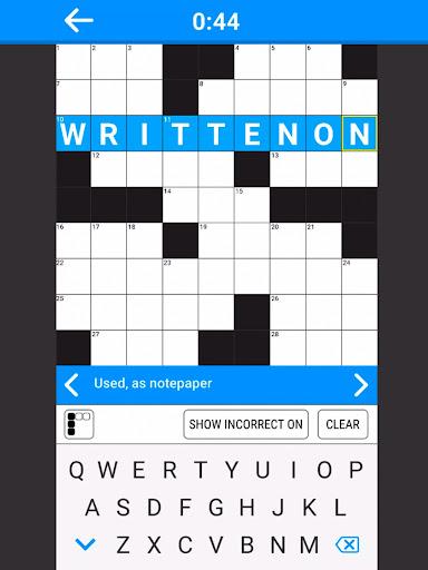 Crossword 2020  screenshots 18