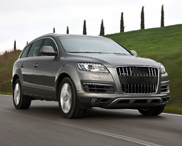 Wallpapers Audi Q7 screenshot 3