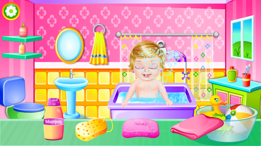 Download Babysitter Care Baby Game for Girls on PC & Mac