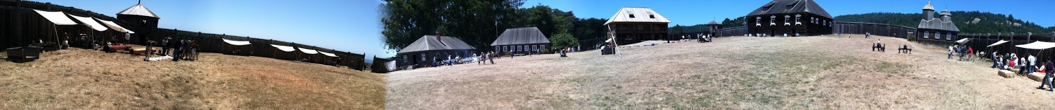 Photo: Panorama from AutoStitch