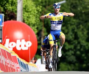 """Pistier (Sp. Vlaanderen) Baloise met zege in Baloise Tour naar Spelen: """"Moeilijk moment toen Remco volle bak ging op laatste klim"""""""