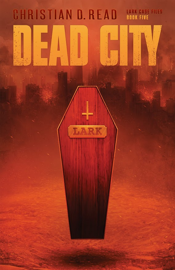 Cover of Dead City, by Christian D. Read
