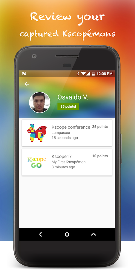 Kscope GO- screenshot