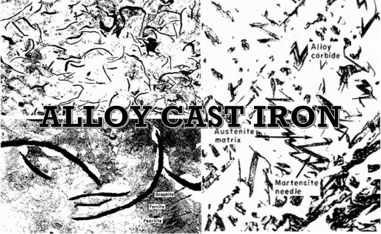 Alloy cast iron