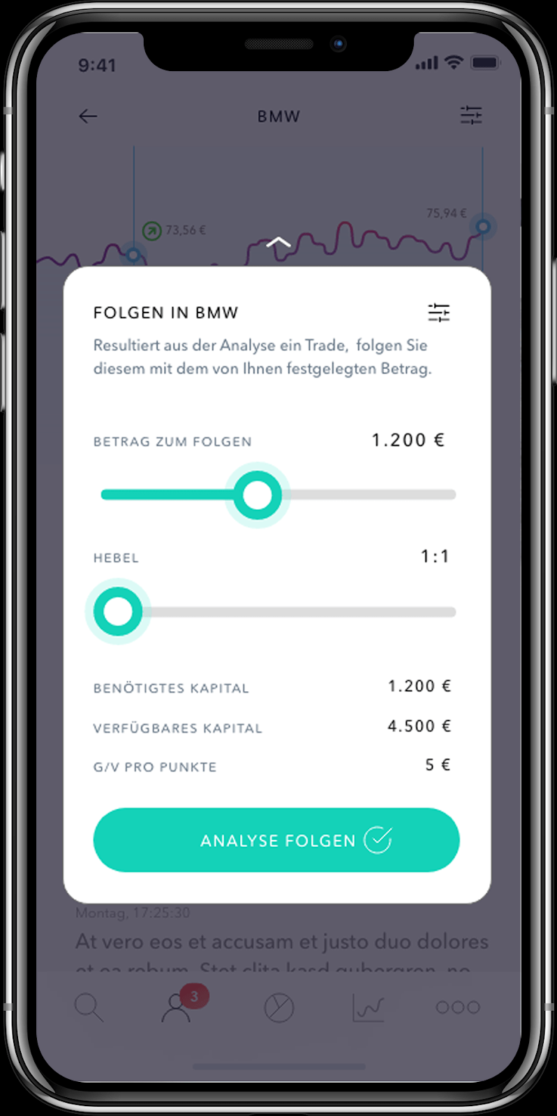 Curated Investing bei nextmarkets