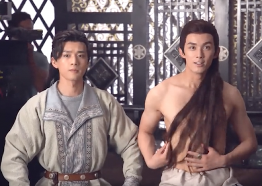 """Leo Wu Lei Worked Out for Four Months to Film His Shirtless Scenes in """"The Long Ballad"""""""