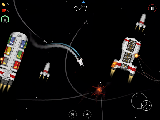 2 Minutes in Space - a Free Offline Survival Game apkmr screenshots 13