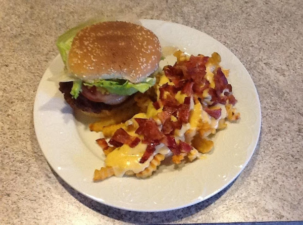 Bacon Cheddar Fries Recipe