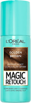 L'Oreal Paris Magic Retouch Root Touch Up - Golden Brown, 75ml
