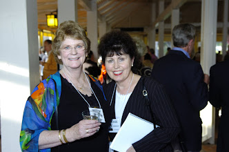 Photo: Nancy Gough Purnell and Vickie Benedict DeFranco