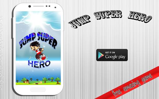 Jump Super Hero