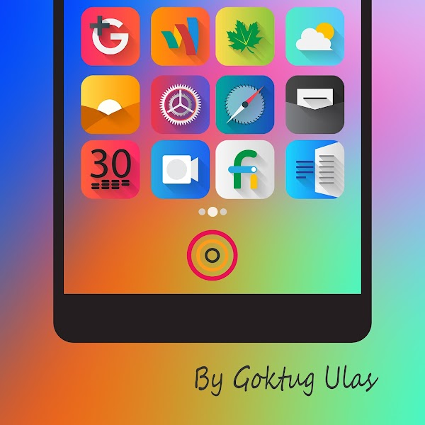 Graby – Icon Pack v1.9