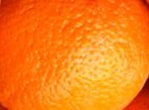 3 - Way Orange Cookies  (for You Joanne)