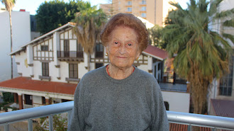 María de los Ángeles Roda Díaz, fundadora de la Hermandad del Prendimiento.