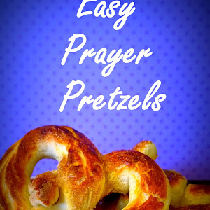 Easy Prayer Pretzels