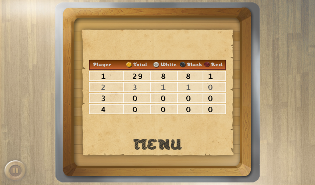 Mega Pocket Carrom- screenshot