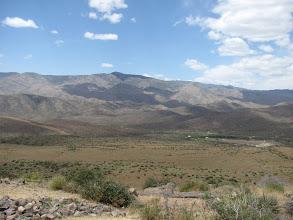 Photo: Mountain view.