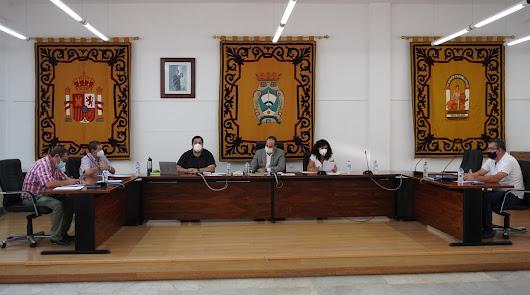 Carboneras debatirá la reprobación y cese del primer teniente de alcalde