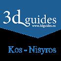 KOS-NISYROS by 3DGuides icon