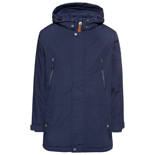 Weather Report Eddie Navy Men Stl L