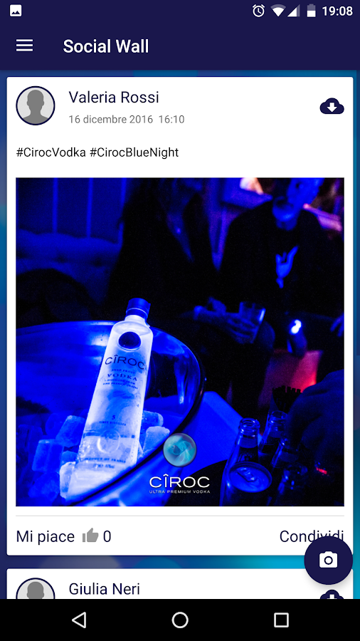 Ciroc on Tour- screenshot