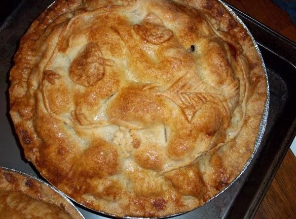 Moms Apple Pie (makes 2) Recipe