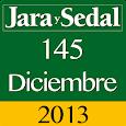 Jara y Sedal 145 Diciembr 2013
