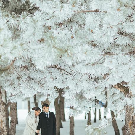 Wedding photographer Vitaliy Puzik (Joyman). Photo of 10.02.2014