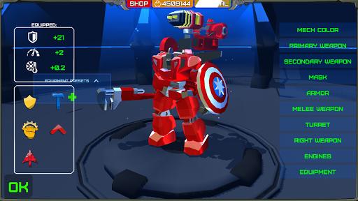 Armored Squad: Mechs vs Robots screenshots 11