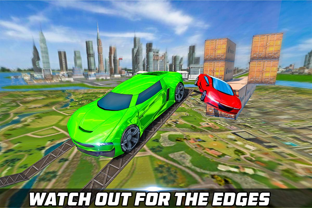 Stunt Car Impossible Tracks 3D- screenshot