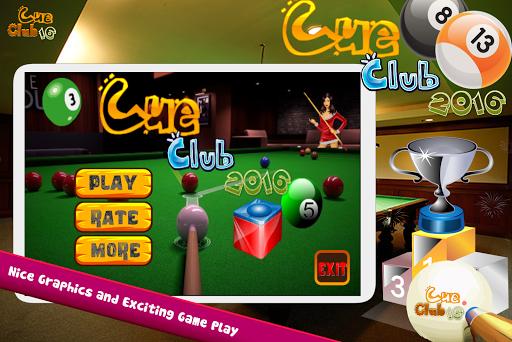 Cue Club 2016 1.1 screenshots 1